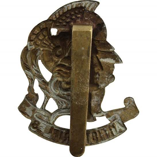 additional image for WW1 Artists Rifles, 28th Battalion London Regiment Artist's Cap Badge
