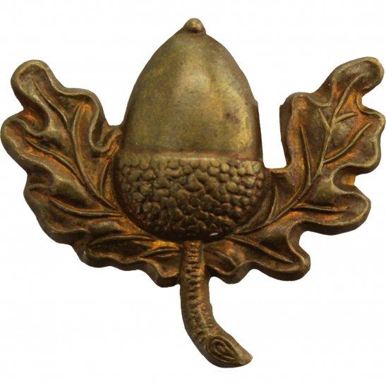 Cheshire Regiment The Cheshire Regiment Collar Badge