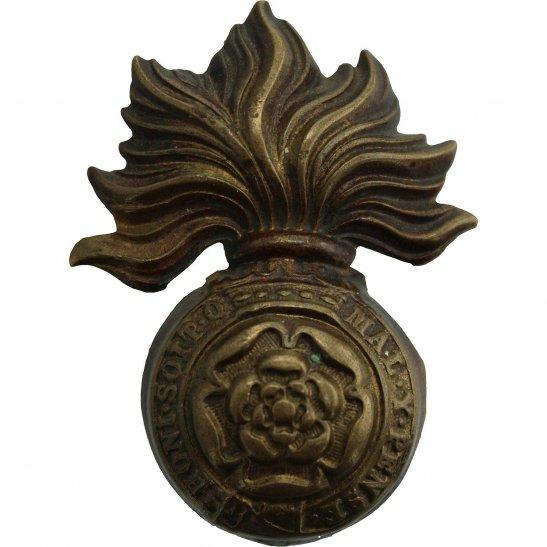 Royal London Fusiliers Royal London Fusiliers Regiment Collar Badge