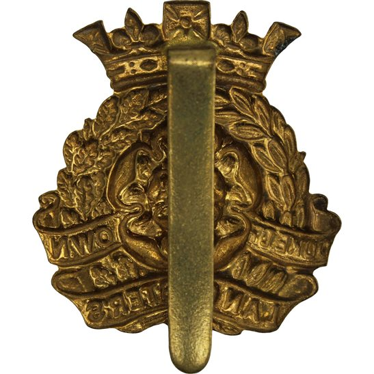 additional image for Duke of Lancasters Own Yeomanry Regiment (Lancaster's) Cap Badge