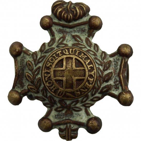 Royal Sussex Royal Sussex Regiment Collar Badge