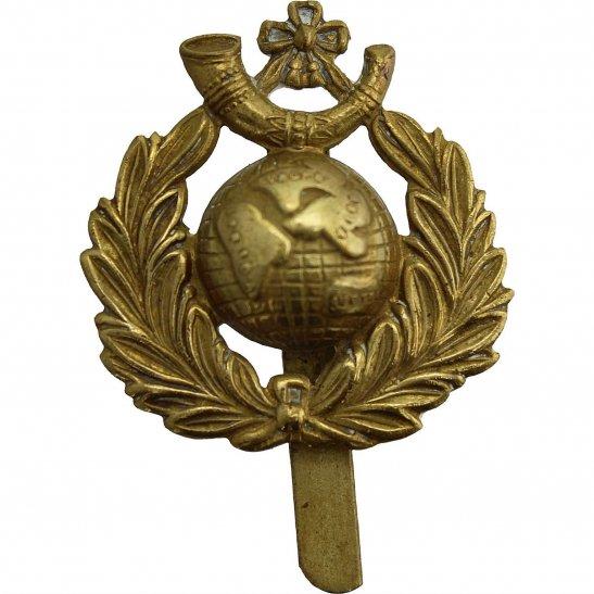 Royal Marine Light Infantry RMLI Royal Marine Light Infantry RMLI Regiment Cap Badge - SLIDER VERSION