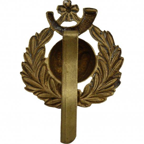 additional image for Royal Marine Light Infantry RMLI Regiment Cap Badge - SLIDER VERSION