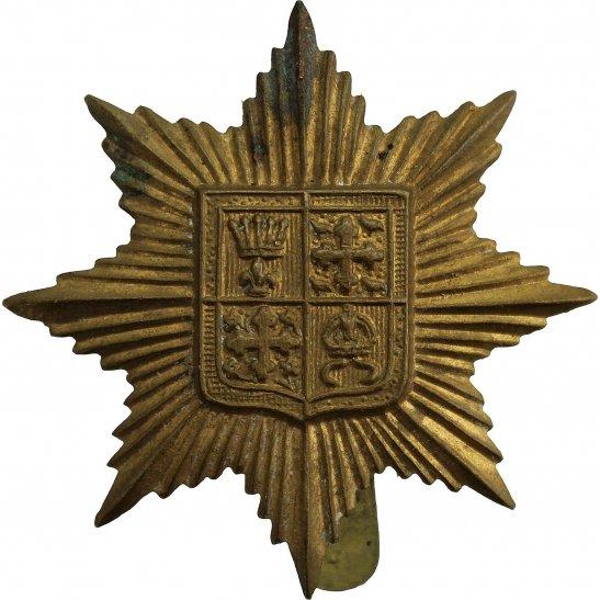 London Battalions WW1 13th (Kensington) Battalion, County of London Regiment Cap Badge