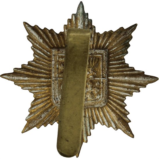 additional image for WW1 13th (Kensington) Battalion, County of London Regiment Cap Badge