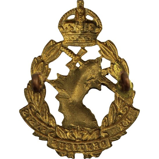 additional image for WW2 Royal Army Dental Corps RADC Dentist Cap Badge