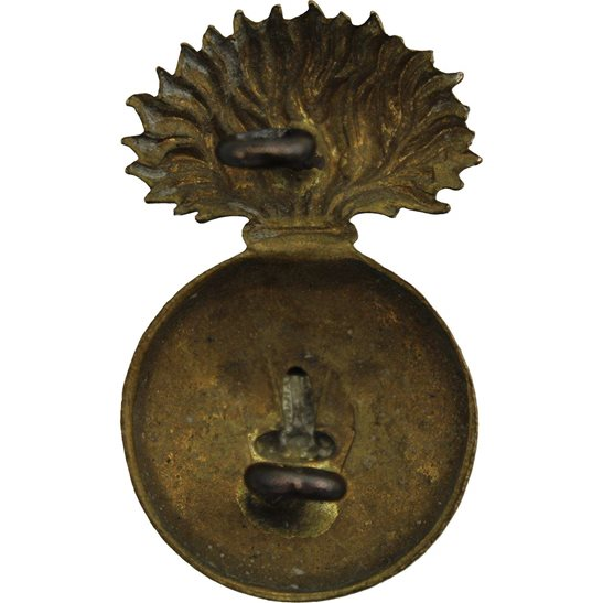 additional image for EDWARDIAN / VICTORIAN Royal Welsh Fusiliers Regiment Cap Badge - LUG VERSION
