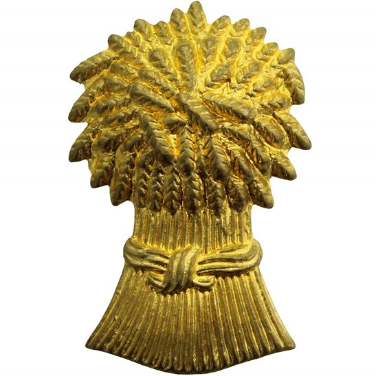 Lothians and Border Horse Lothians and Border Horse Regiment Collar Badge