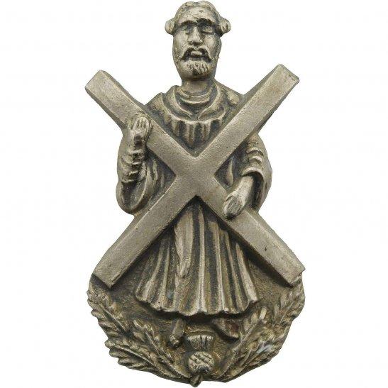 Black Watch The Royal Highland (Black Watch) Regiment Sporran Badge