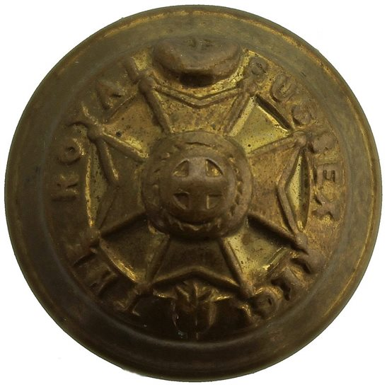 Royal Sussex Royal Sussex Regiment SMALL Tunic Button - 19mm