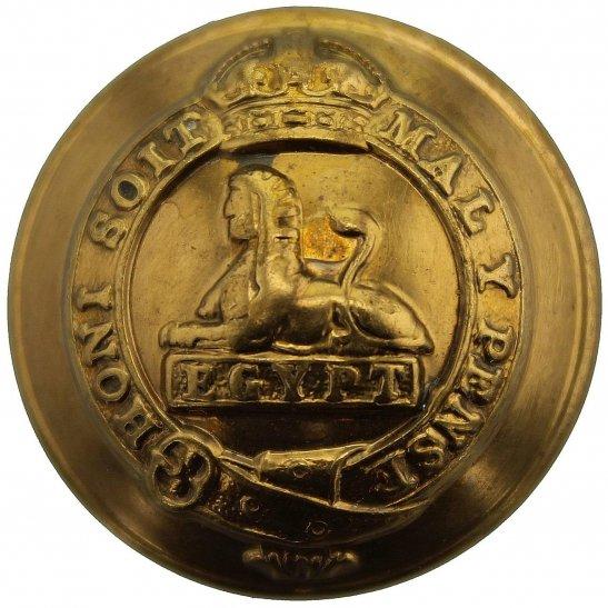 Manchester Regiment Manchester Regiment Tunic Button - 26mm
