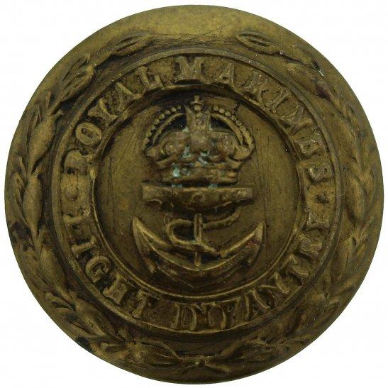 Royal Marine Light Infantry RMLI Royal Marine Light Infantry RMLI Regiment Tunic Button - 24mm