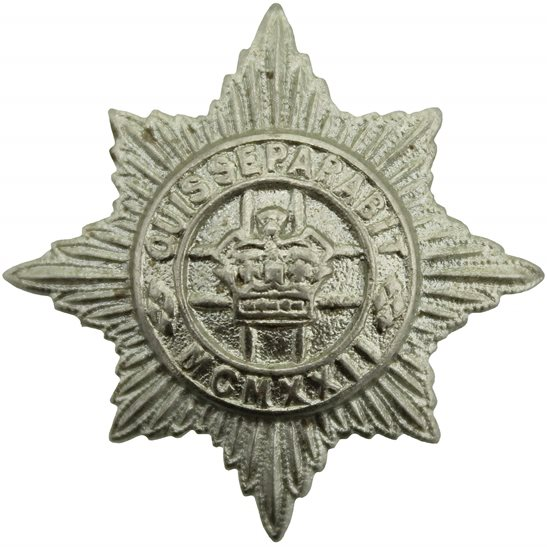 4th/7th Royal Dragoon Guards 4th / 7th Royal Dragoon Guards Regiment 4th/7th Collar Badge