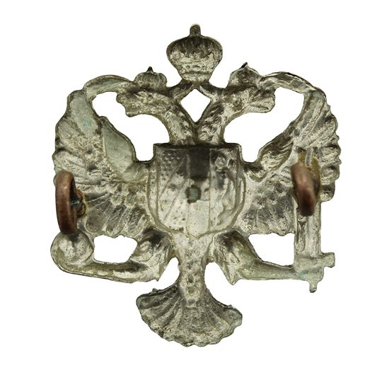 additional image for 1st Kings Dragoon Guards Regiment KDG (King's) Cap Badge - 2ND PATTERN