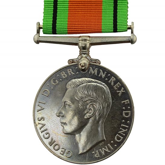 WW2 1939-1945 Defence Medal - FULL SIZE