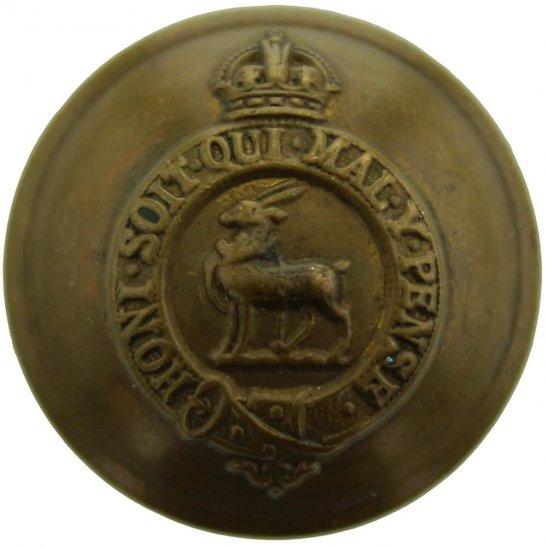 Royal Warwickshire Royal Warwickshire Regiment Tunic Button - 26mm