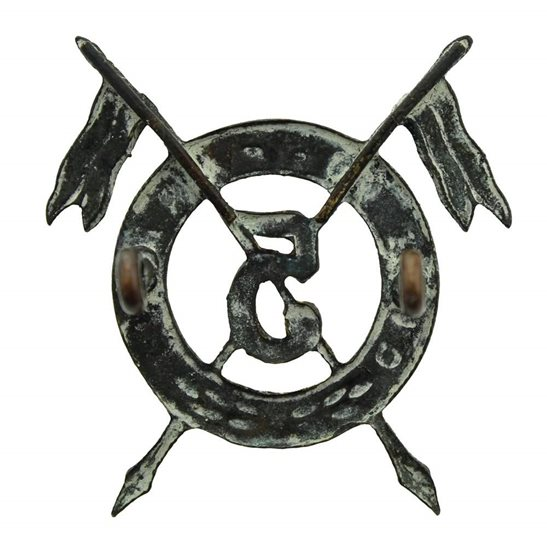 additional image for 5th Royal Irish Lancers Regiment Cap Badge