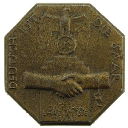 WW2 German Army WW2 German NAZI 1934 Tinnie Badge