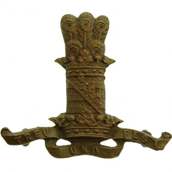 11th Hussars 11th Hussars Regiment Collar Badge