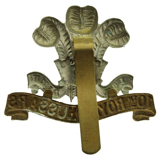 additional image for 10th Royal Hussars Regiment Cap Badge