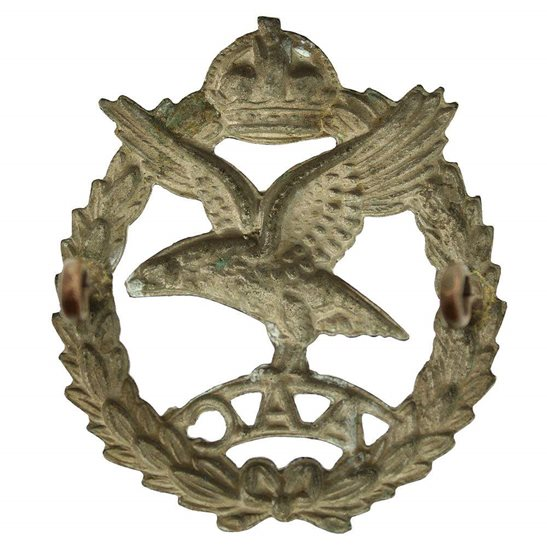 additional image for WW2 Army Air Corps AAC Cap Badge