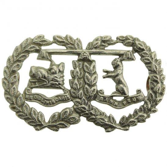 Argyll and Sutherland Highlanders Argyll and Sutherland Highlanders Scottish Regiment Collar Badge
