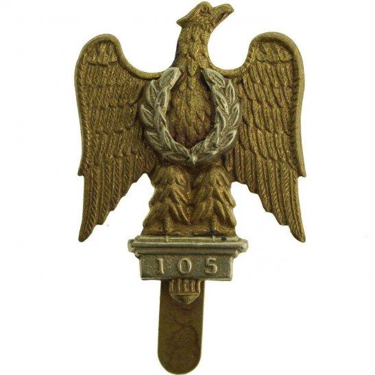 1st Royal Dragoons 1st Royal Dragoons Regiment Cap Badge