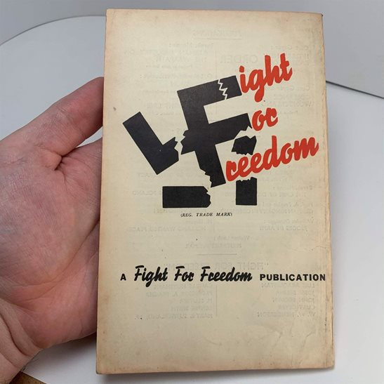 additional image for WW1 Pamphlet - Statistical Truth Germany & The Treaty of Versailles Book 1928