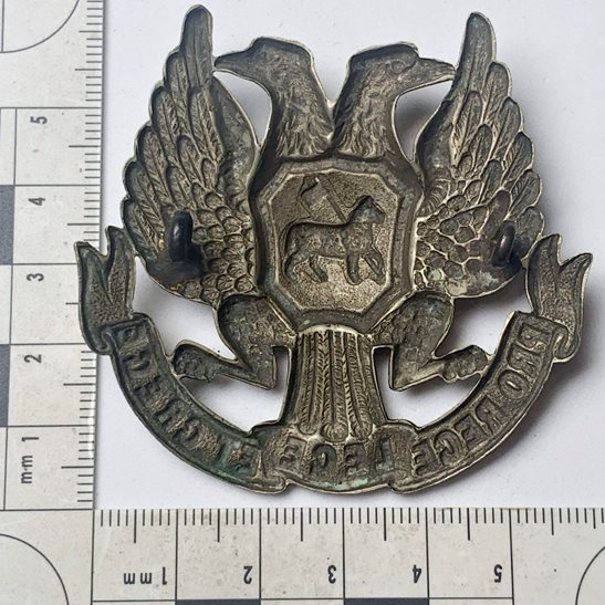 additional image for VICTORIAN 4th Perthshire Volunteer Battalion, Black Watch Regiment Cap Badge