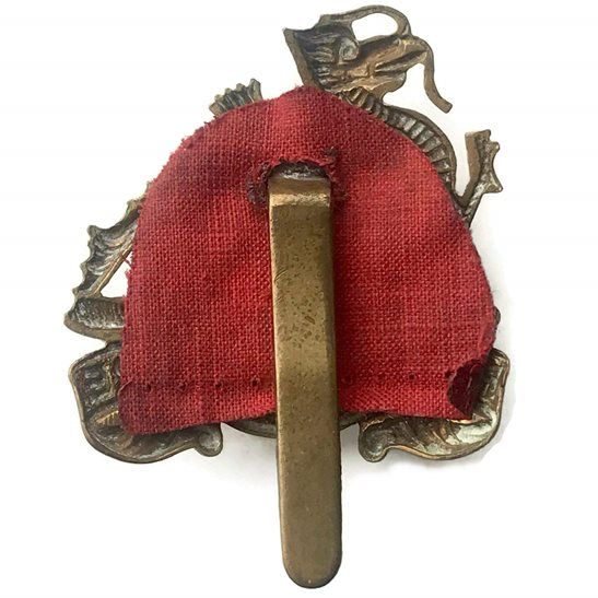 additional image for WW1 Royal Berkshire Regiment Cap Badge