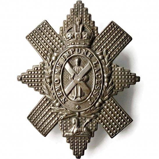 Black Watch WW2 Royal Highland (Black Watch) Regiment Cap Badge
