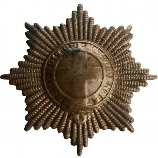 Coldstream Guards WW1 Coldstream Guards Regiment Cap Badge