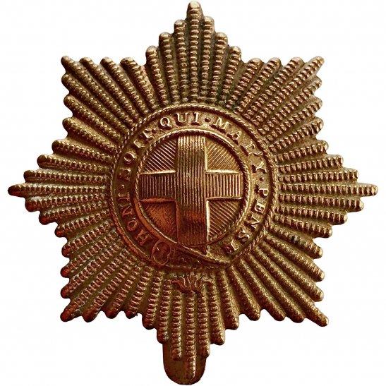Coldstream Guards Coldstream Guards Regiment Cap Badge - SLIDER VERSION
