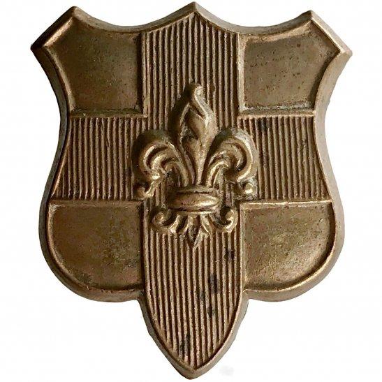 Loyal North Lancashire Loyal North Lancashire Regiment Collar Badge