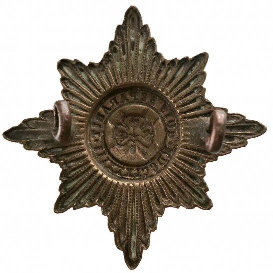 additional image for WW1 Irish Guards Regiment Cap Badge
