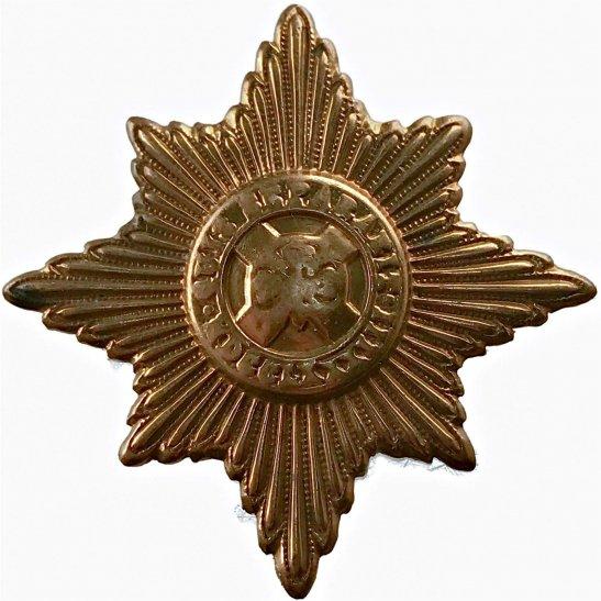Irish Guards WW1 Irish Guards Regiment Cap Badge