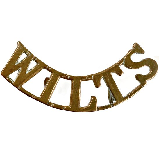 Wiltshire Regiment Wiltshire Regiment Shoulder Title