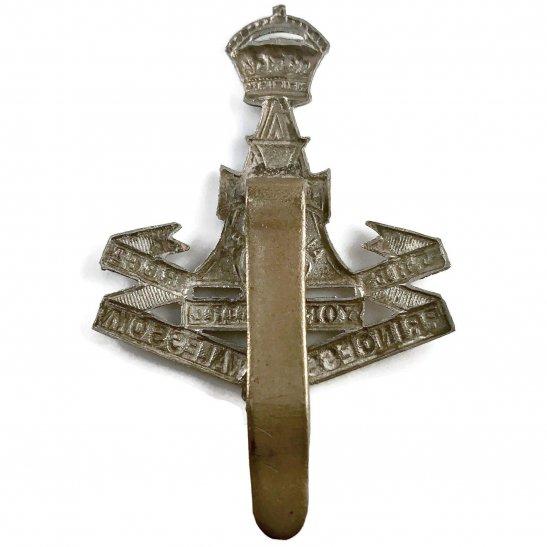 additional image for WW1 Yorkshire (Green Howards) Regiment Cap Badge