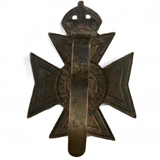 additional image for Oxfordshire & Buckinghamshire Light Infantry Regiment TERRITORIAL BATTALION Cap Badge