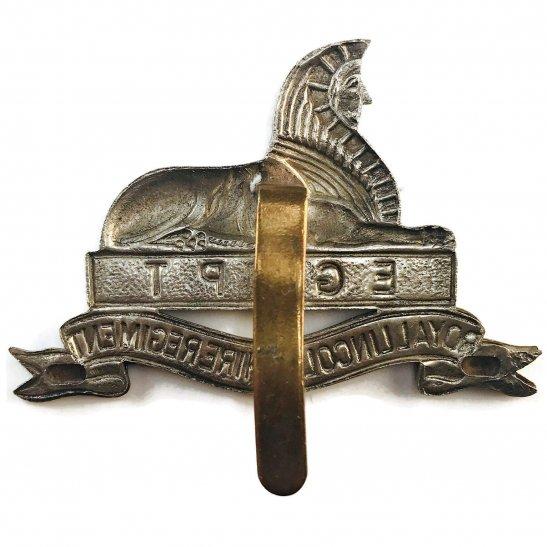 additional image for 1946 Royal Lincolnshire Regiment Cap Badge