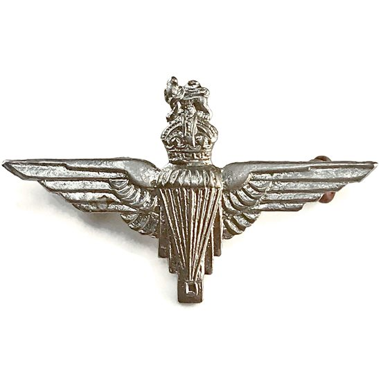 Parachute Regiment WW2 Parachute Regiment (Paras) Collar Badge