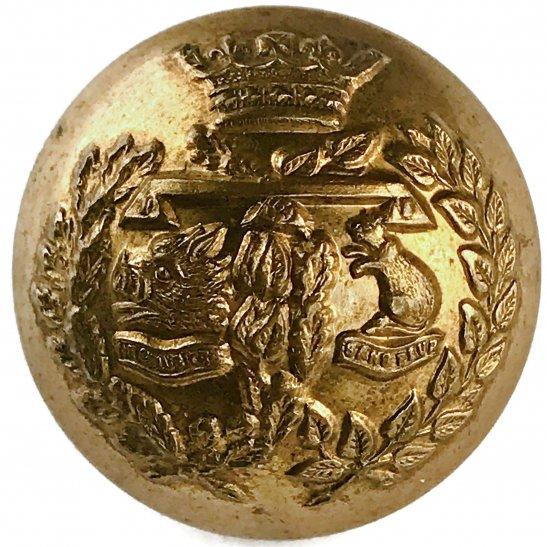 Argyll and Sutherland Highlanders Argyll and Sutherland Highlanders Scottish Regiment Tunic Button - 25mm