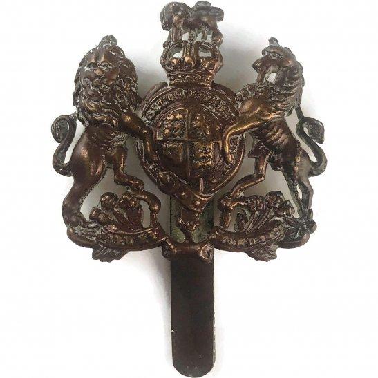General Service Corps General Service Corps / Regiment Cap Badge