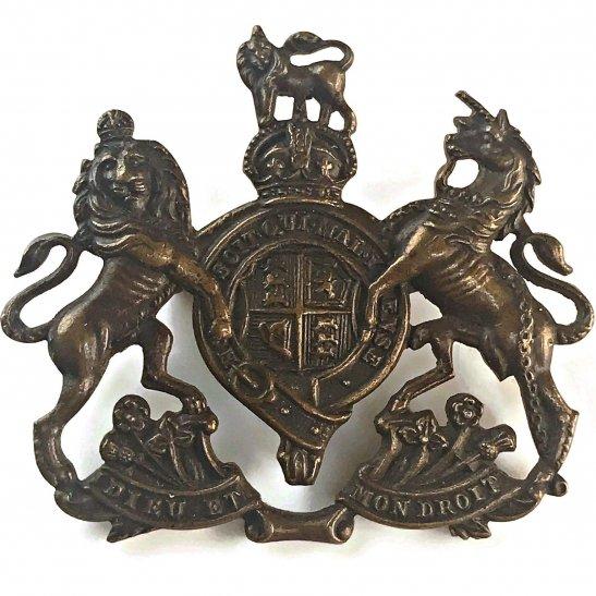 General Service Corps General Service Corps (Regiment) OFFICERS Bronze Collar Badge