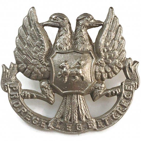 Black Watch 4th Perthshire Volunteer Battalion, Black Watch Regiment Collar Badge
