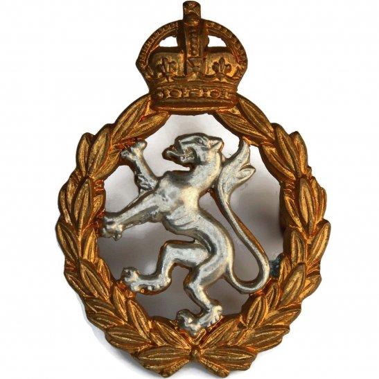 Womens Royal Army Corps WRAC WW2 Womens Royal Army Corps WRAC Women's Cap Badge
