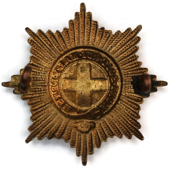 additional image for WW1 Coldstream Guards Regiment Cap Badge