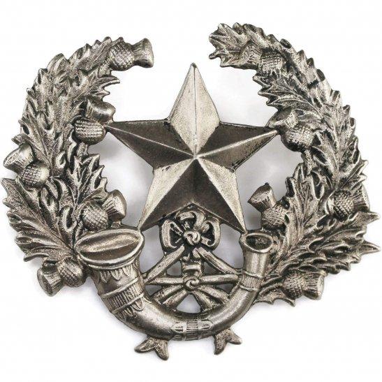 Scottish Rifles WW2 The Cameronians (Scottish Rifles) Regiment Cap Badge