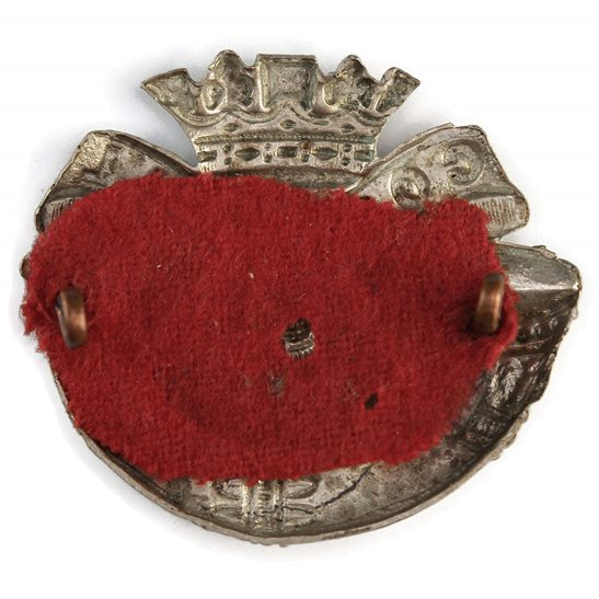 additional image for Duke of Cornwalls Light Infantry DCLI (Cornwall's) Regiment Cap Badge - LUGS VERSION