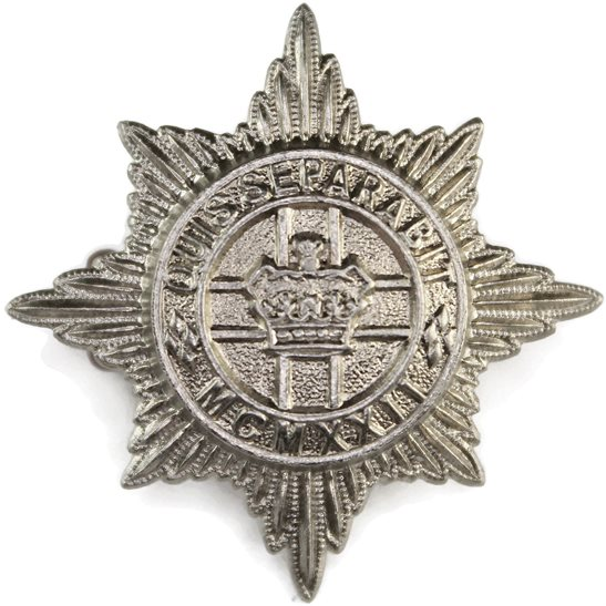 4th/7th Royal Dragoon Guards 4th / 7th Royal Dragoon Guards Regiment 4th/7th Collar Badge